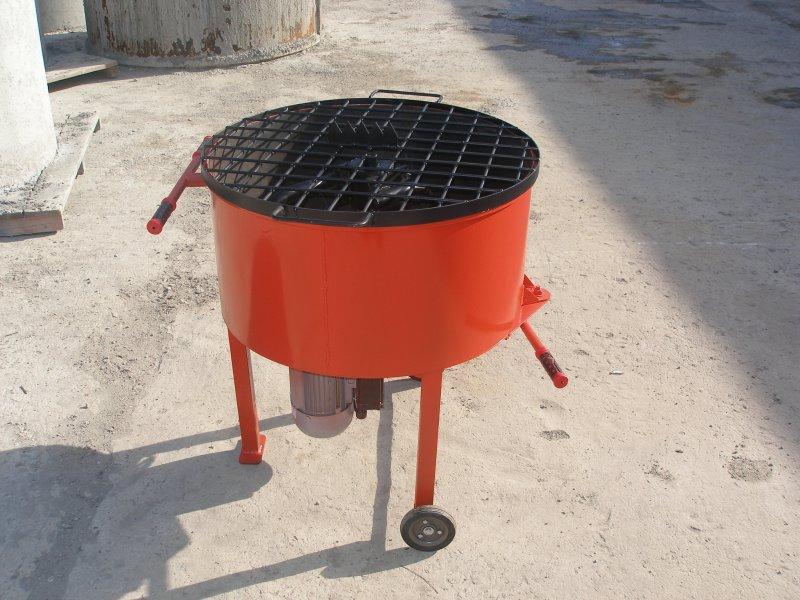 Аренда инструмента - бетоносмеситель БС-100
